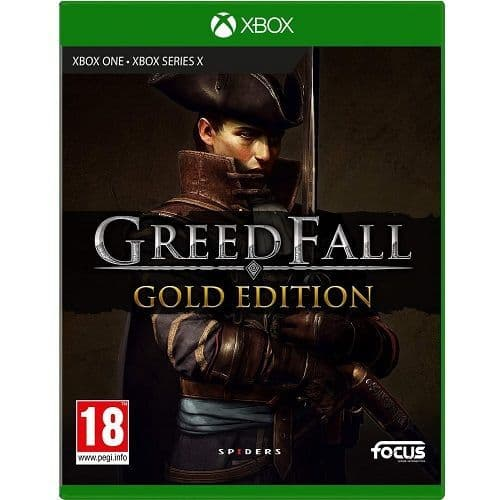 Greedfall Gold Edition Xbox Series X Game